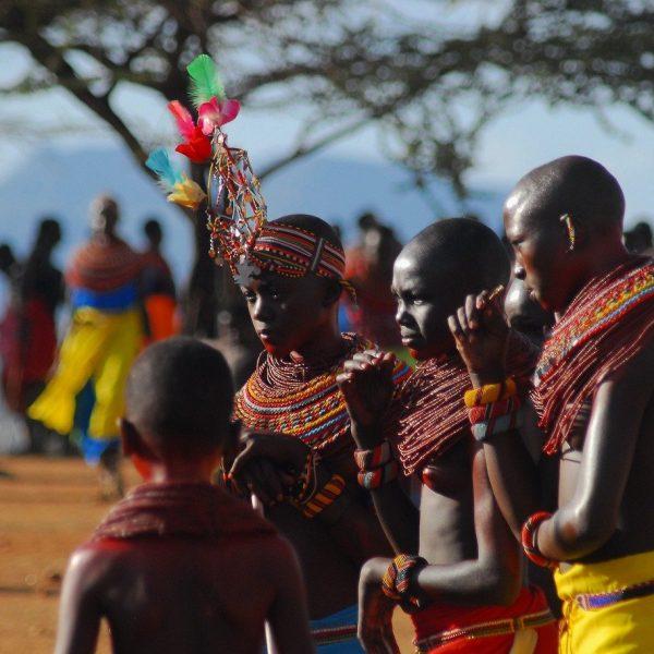 Afrique voyage