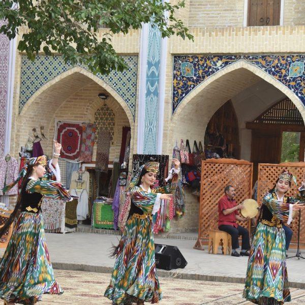 Danse Ouzbek