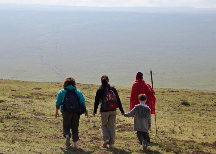 Trekking-Ngorongoro