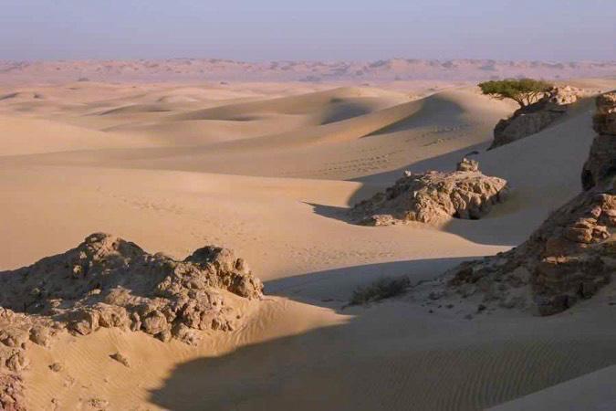 Désert de Khaluf