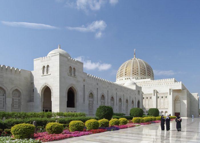 Grande mosquée Qaboos