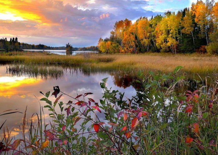 Québec automne