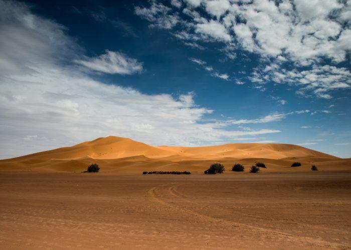 Circuit désert de Merzouga