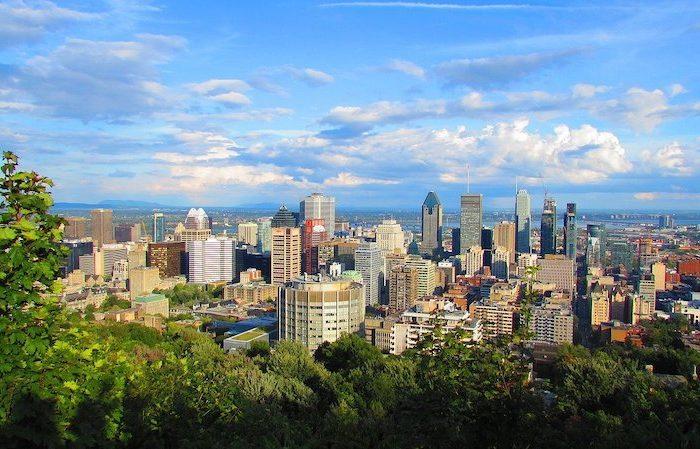 Montréal vue